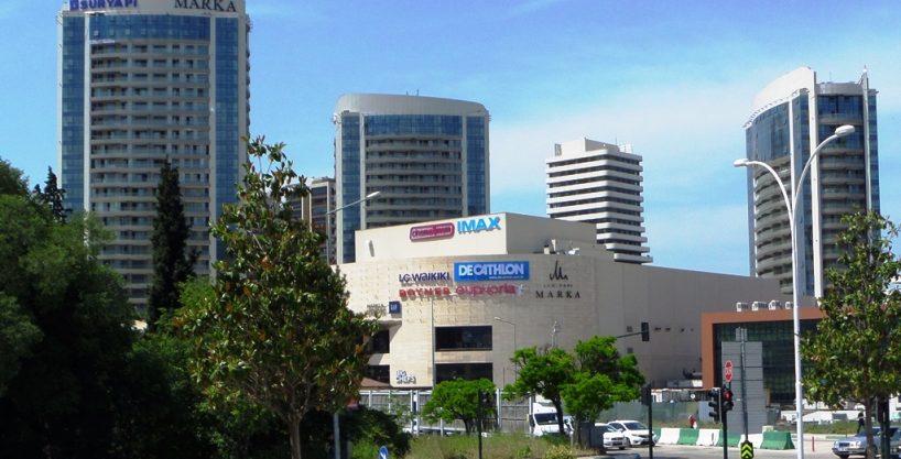 Suryapı Marka Rezidans'ta Satılık 2+1 Rezidans Daire